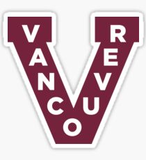 Vancouver Millionaires  Sticker