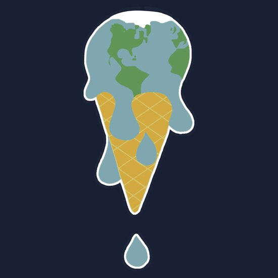 TShirtGifter presents: lick global warming