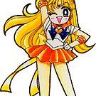 Sailor Venus by Shayera