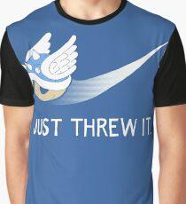 Blue Shell Athletics Graphic T-Shirt