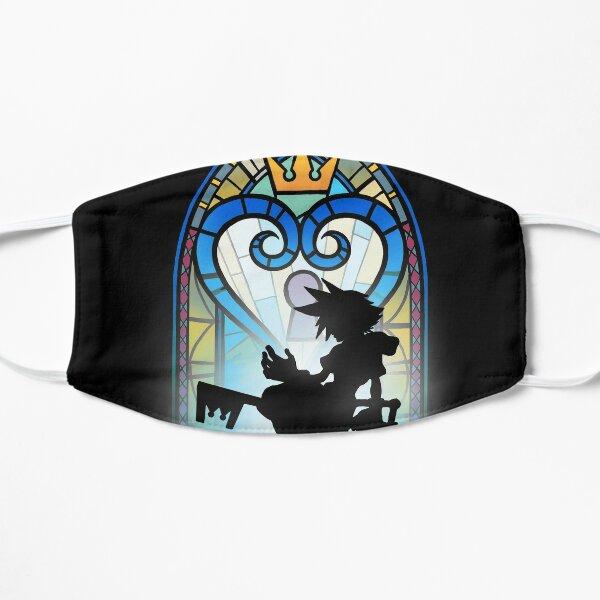 Kingdom Hearts Glass - Video Game Sora Flat Mask