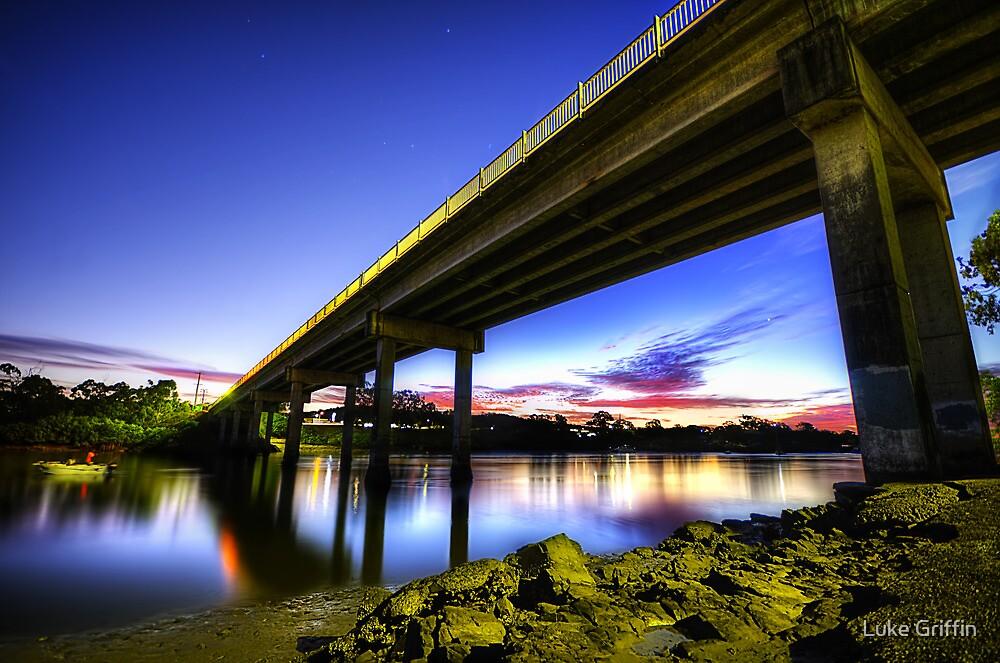 Water Under The Bridge by Luke Griffin