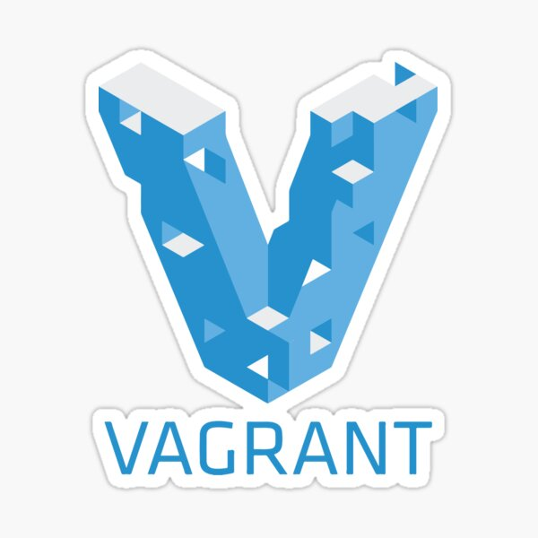 Vagrant Sticker