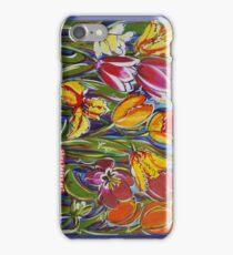 Sunshine Tulips iPhone Case/Skin