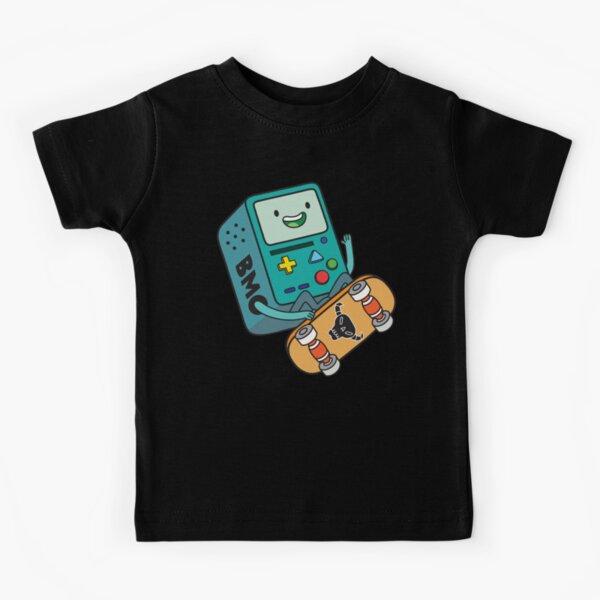 BMO Skateboard Kids T-Shirt