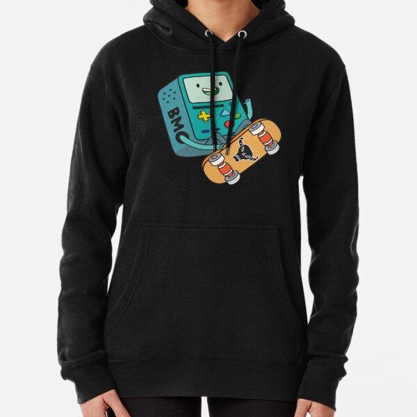 BMO Skateboard Pullover Hoodie