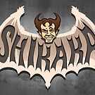 Shikaka STICKER! by Punksthetic