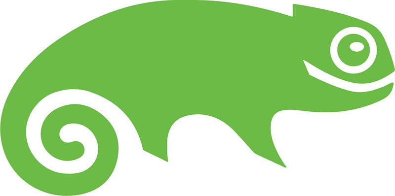 Suse Chameleon Logo Stickers Iepster Redbubble