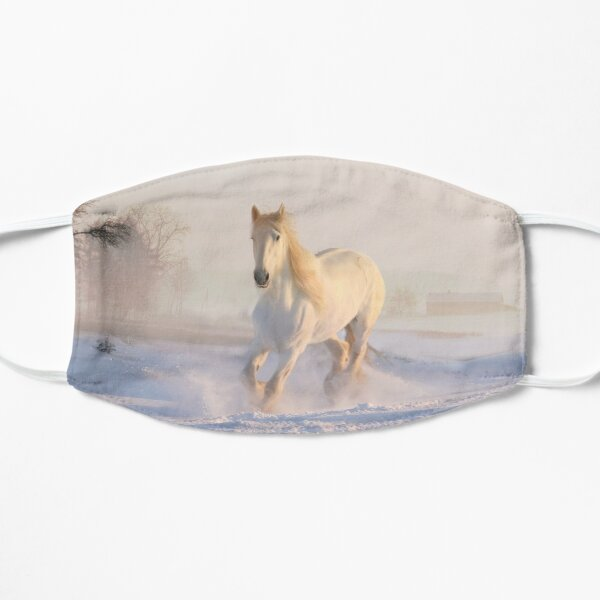 Beautiful horse face mask - perfect gift for horse lovers Mask
