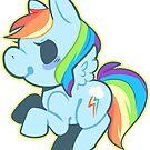 Rainbow Dash by cargorabbit