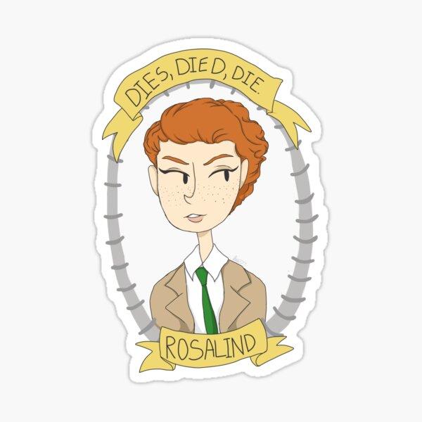 Bioshock Infinite- Rosalind Lutece Sticker