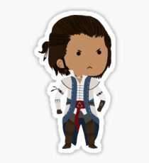 Colonial Assassin Chibi Sticker