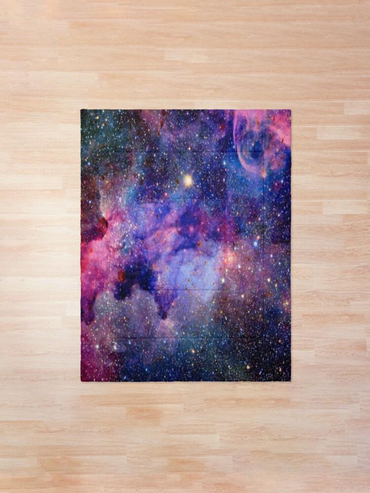 Alternate view of Galaxy Comforter