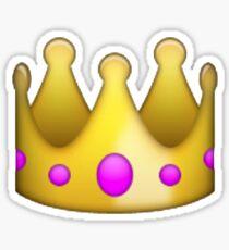 Crown emoji  Sticker