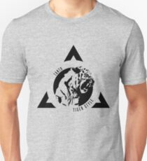 Tanto Tiger Style  Unisex T-Shirt