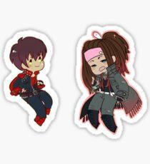 DRAMAtical Murder Mizuki Mink Sticker