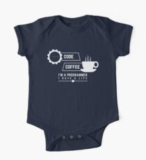 programmer Kids Clothes