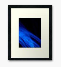 ©NLE Be Blue X Framed Print
