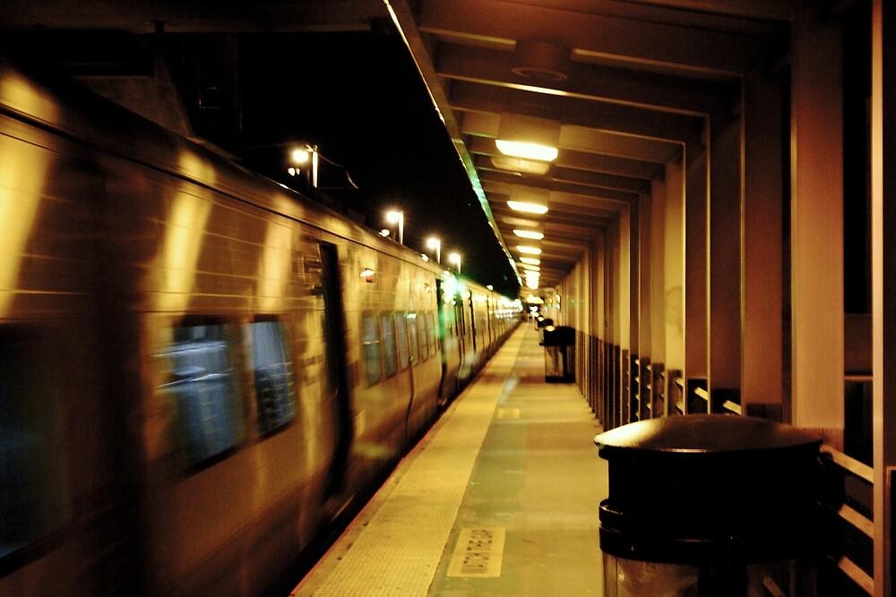 Train #1 by Brian Matus