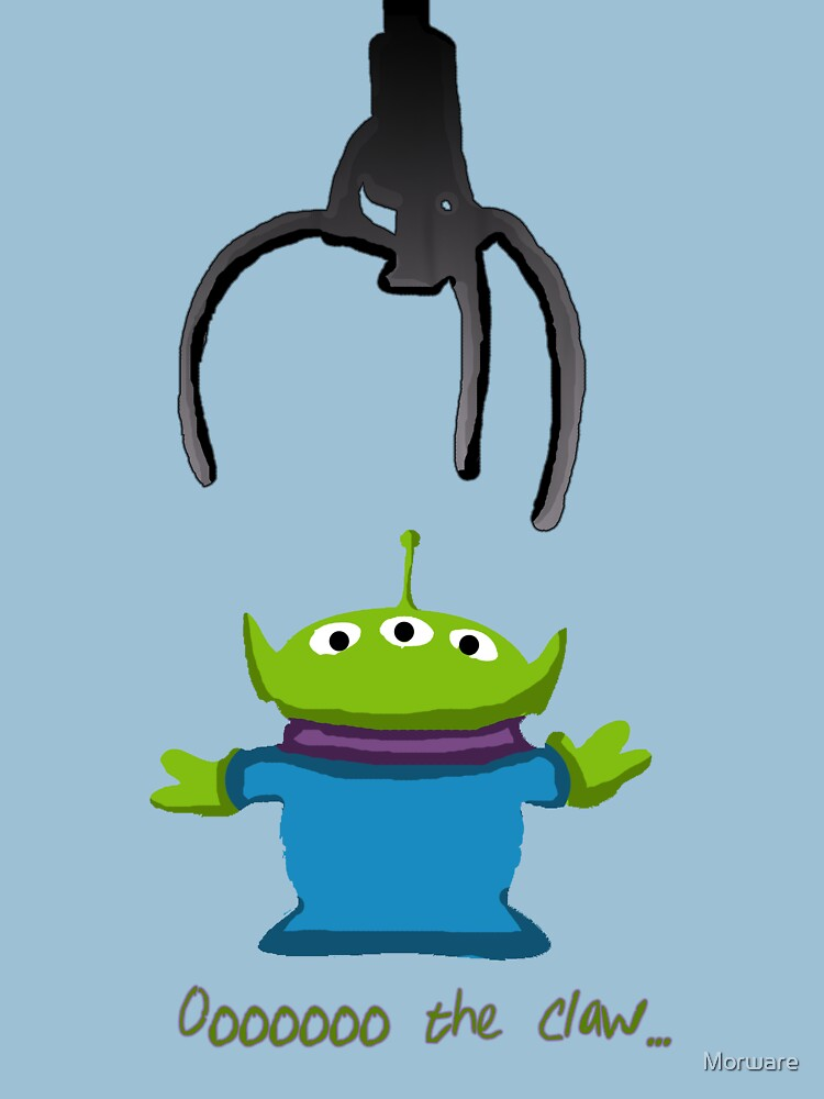 Toy Story Alien Claw | Unisex T-Shirt