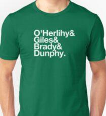 O'Herlihy & Giles & Brady & Dunphy Unisex T-Shirt