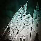 St Mary's Cathedral by Ryan Conyers