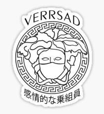 Verr'sad  Sticker