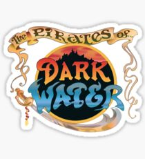 Pirates of Dark Water - color logo Sticker