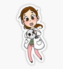 Molly Hooper Sticker
