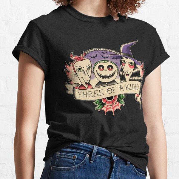 Three of a kind Classic T-Shirt