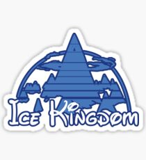 Ice Kingdom - Sticker Sticker