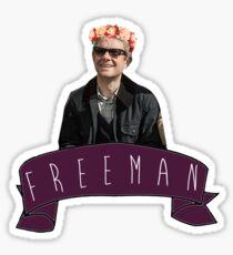 Martin Freeman is Fabulous Sticker