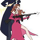 Sherlolly Gangster by EccentricArtist