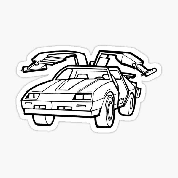 Thunderhawk Sticker Sticker