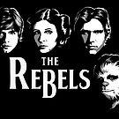The Rebels (sticker) by RebelArts