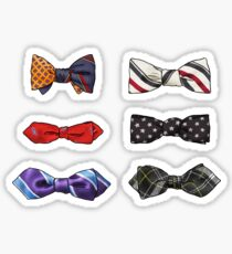 Blaine's Bow ties II. Sticker