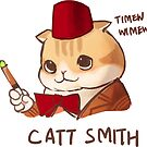 Catt Smith by derlaine