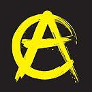 An-Cap Symbol-Sticker Only by VeritasEst