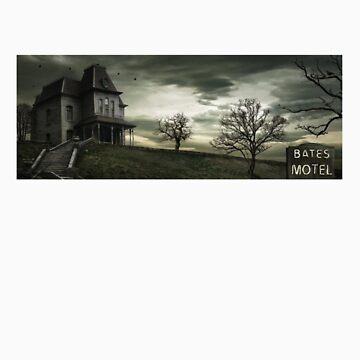Bates Motel by BunnyJump