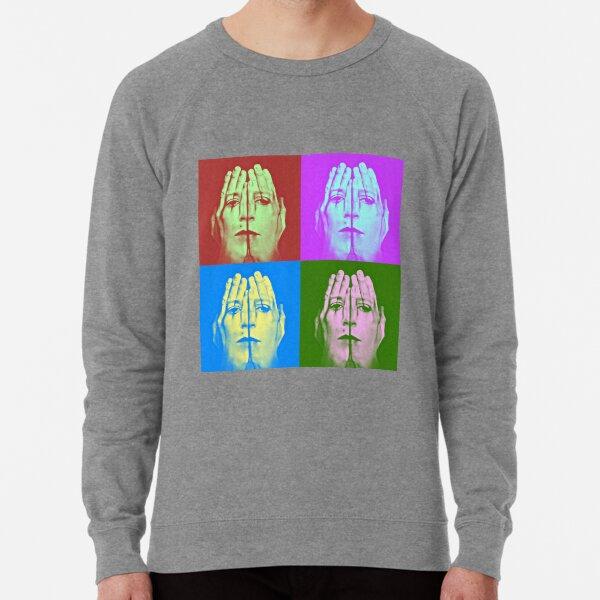 Face Art Lightweight Sweatshirt