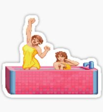 BATHTIME Sticker