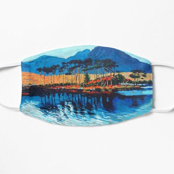 Pine Island, Derryclare (Co. Galway, Ireland) Mask