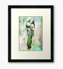 The Ascension of Iris Framed Print