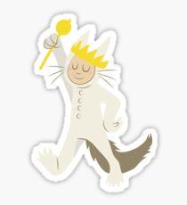 King Max Sticker
