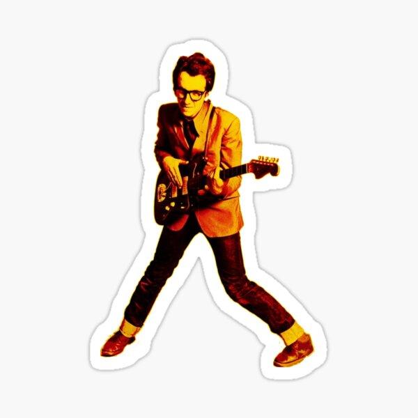 Elvis Costello Sticker