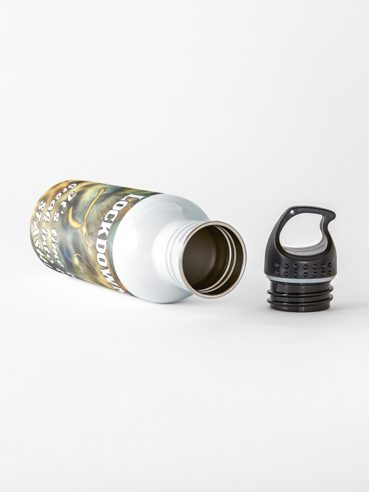 Alternate view of Break Into Your Wire Stash Water Bottle