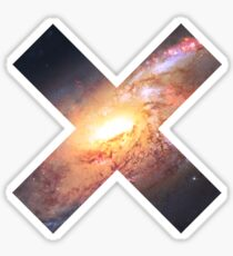 Amazing Spiral Galazy [Messier 106]   Fresh Universe Sticker