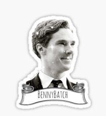 Bennybatch Edit Sticker