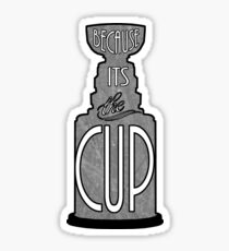 Lord Stanley Sticker