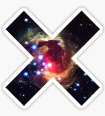 Dusty Star in the Clouds [V838] | Fresh Universe Sticker